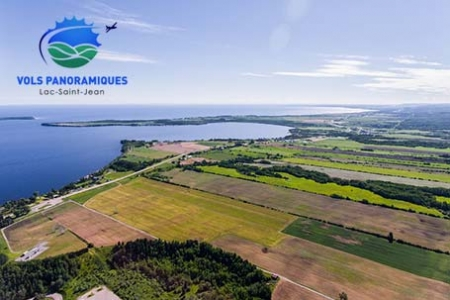 Lac-Saint-Jean Panoramic Flights