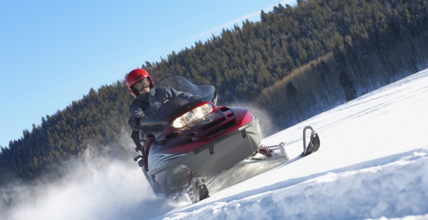 Snowmobile Package (Continental)